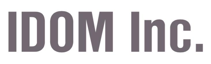 IDOM様ロゴ